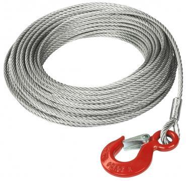 Cablu din otel zincat WRH 300-7500 de la Furitech Srl