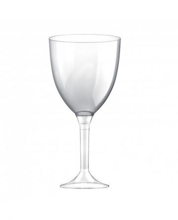 Pahar transparent apa-vin Maxi 300cc 400 buc/bax de la Cristian Food Industry Srl.
