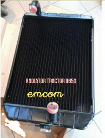 Radiator racire motor tractor U650
