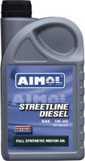 Ulei full sintetic Aimol Streetline Diesel 5W-40