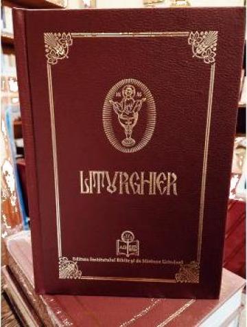 Liturghier IBT 2012 de la Candela Criscom Srl.