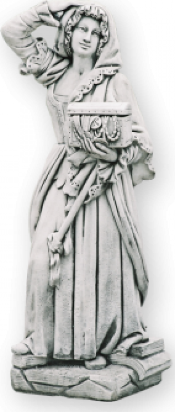Statuie gradina Abondanza S07 de la Cementarte Srl
