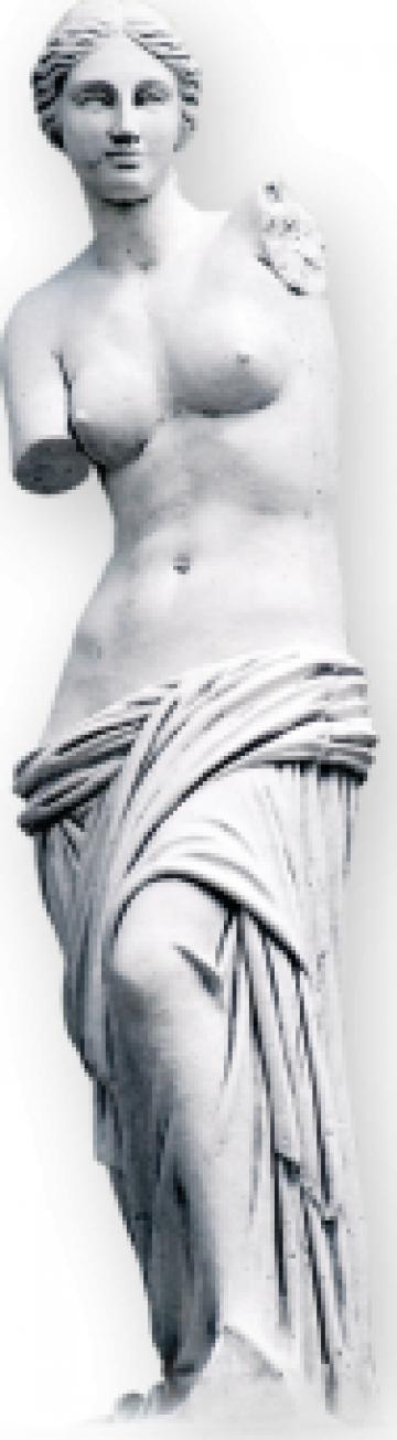 Decoratiunestatuie gradina Venus din Milo S15 de la Cementarte Srl