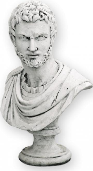 Statuie gradina Bust Imperator SB08 de la Cementarte Srl