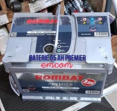 Baterie auto Rombat 65 ah