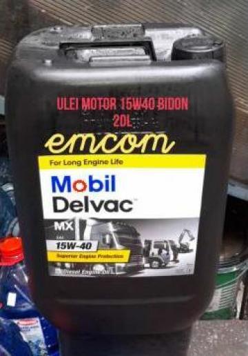 Ulei 15w40 Delvac 20 litri de la Emcom Invest Serv Srl