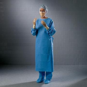 Halat chirurgical steril ranforsat si 2 prosoape M, L, XL de la Natural Es Medical Srl