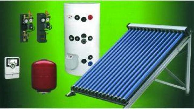 Panouri solare cu boiler incorporat / separat de la PFA Chivaru Corneliu