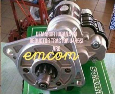 Demaror cu reductor tractor U445 de la Emcom Invest Serv Srl