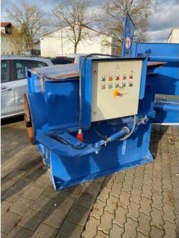 Presa stationara cu snek sh de la Sc Schuster Recycling Technology Srl