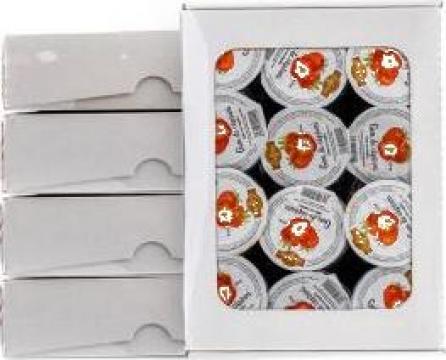 Gem de capsuni Edesia bax - 20g x 576 buc
