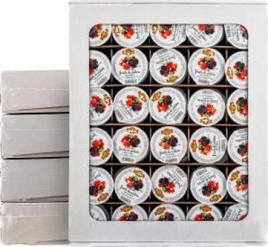 Gem de fructe de padure Edesia - bax 20 g x 960 buc