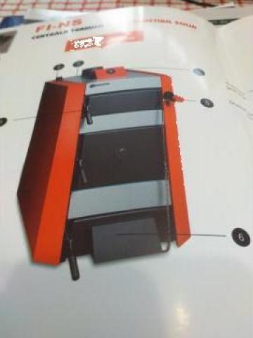 Centrala lemne FI-NS 40 (47  kw)