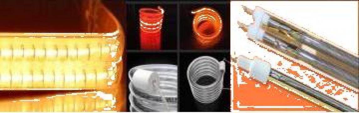 Lampa infrarosu incalzire Toshiba DrFischer de la Sfera Global Trading Srl