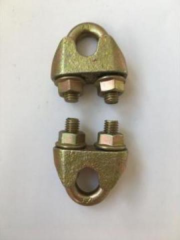 Bride zincate cablu tractiune de la Adyson Innovation SRL