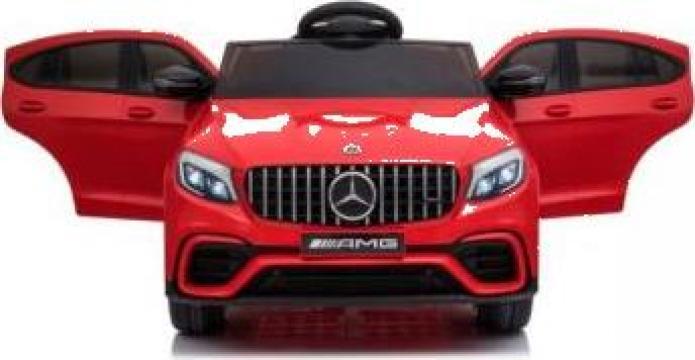 Jucarie masinuta electrica Mercedes-Benz GLC63s de la SSP Kinderauto & Beauty Srl