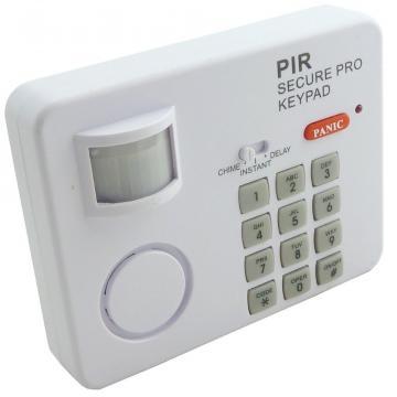 Alarma cu pin si senzor de miscare