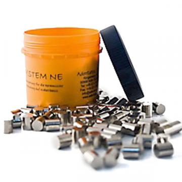 Aliaj Cobalt 62% - Crom 30% pentru proteze dentare de la Sirius Distribution Srl