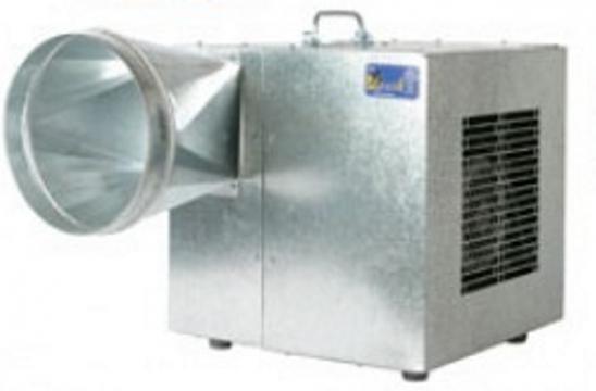 Ventilator gonflabile BCI 22/9 M2 1.1kW