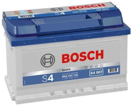 Baterie auto Bosch S4 72 Ah de la Drill Rock Tools