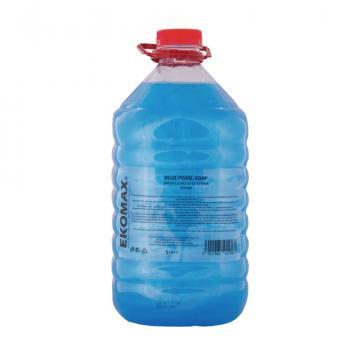 Sapun lichid PET 5 litri Blue Pearl Soap de la Ekomax International Srl