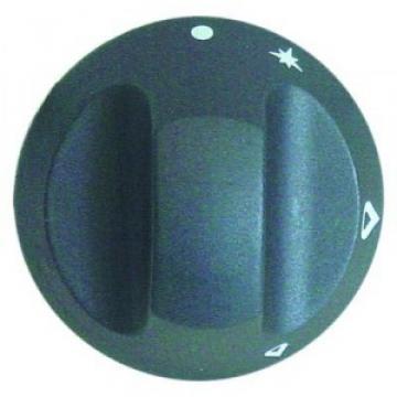 Buton robinet de gaz cu flacara de aprindere 110993