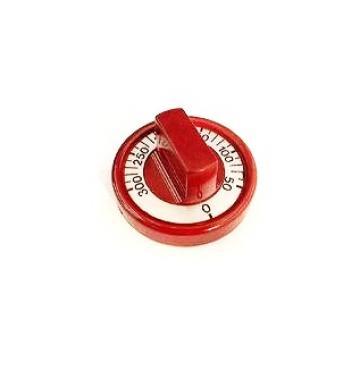 Buton rosu 76mm temperatura 50-300C