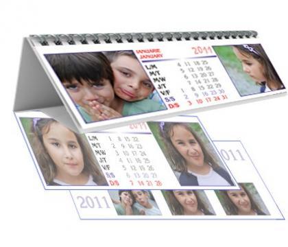 Calendar personalizat de birou CALP005 de la Apia Prest Srl