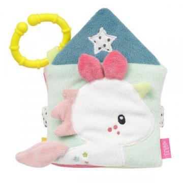Jucarie carticica din plus pentru bebelusi - Aiko Yuki