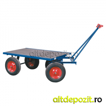 Carucior platforma cu bena K745105 de la Altdepozit Srl