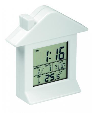Ceas birou cu magnet afisaj digital din plastic, ceas alarma de la Dali Mag Online Srl