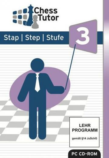 Program sah Chess Tutor - Step 3 de la Chess Events Srl