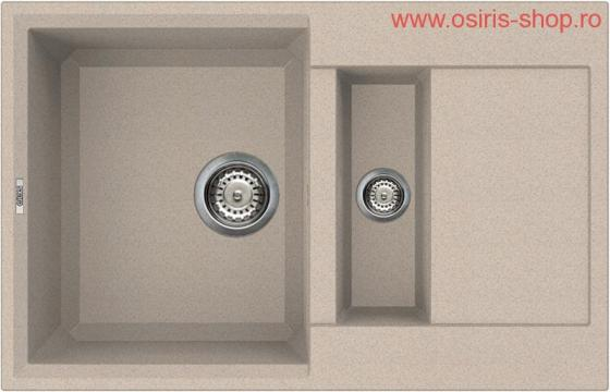 Chiuveta Easy 325 de la Osiris Design Construct