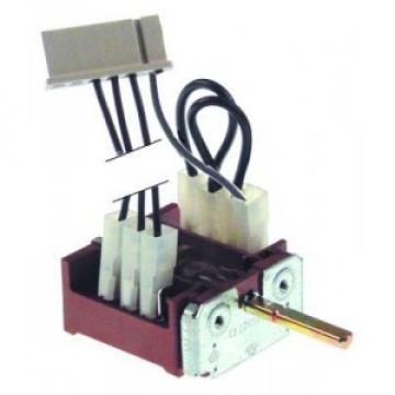 Comutator cu 7 pozitii (0-1-2-3-4-5-6), 16 A de la Kalva Solutions Srl
