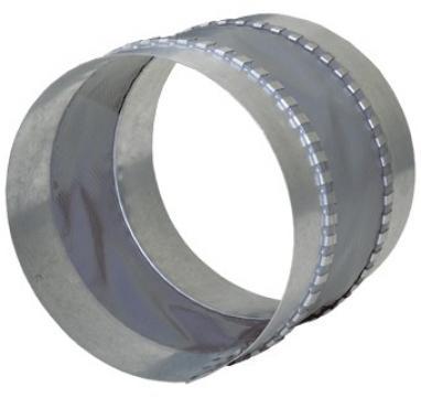 Conector flexibil pentru tuburi VVG 710 de la Ventdepot Srl