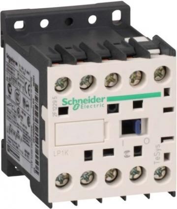 Contactor 4kW 220VDC 4poli (2NO+2NC) Telemecanique