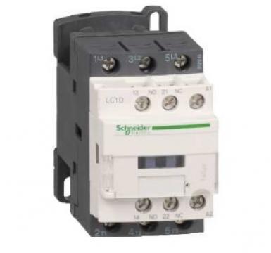 Contactor Telemecanique 5.5kW 400V 220 de la Kalva Solutions Srl