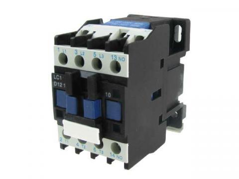 Contactor Telemecanique 5 5kW 400V 220 de la Kalva Solutions Srl