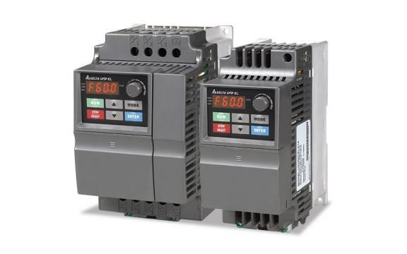 Convertizor de frecventa Delta VFD-EL 0.4kW / 1.5A 3 faze