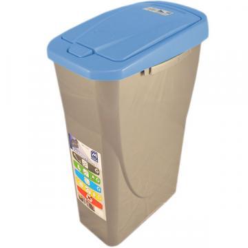 Cos gunoi modular Eco Bin, sistem push, 25 litri