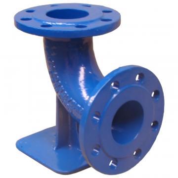 Cot cu picior si flanse pentru hidrant subteran DN 100 de la Sirius Distribution Srl