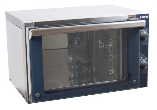 Cuptor cu convectie 3 tavi Nerino 3 de la Clever Services SRL