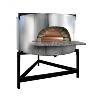 Cuptor pentru pizza pe lemne, Base Mec 80 de la GM Proffequip Srl