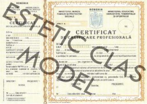 Curs calificare motorist motoagregate silvicultura de la Estetic Clas Tg Mures