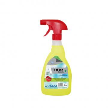 Detergent inox polish ASEM 0.8 LT