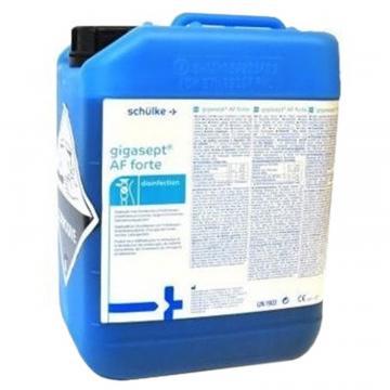 Dezinfectant Gigasept AF Forte, fara aldehide (5 litri)