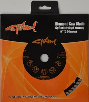 Disc diamantat Turbo 230x22 Shark de la Tehnic Depo Srl