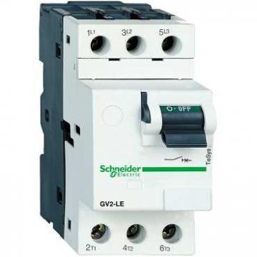 Disjunctor protectie motor 3P, 4A de la Kalva Solutions Srl