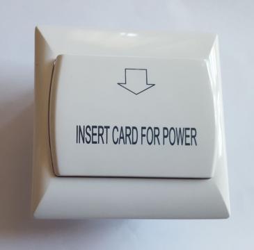 Economizor electricitate cu card Temic 2 relee de la Lax Tek