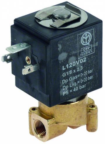 Electrovalva cu 2 cai Sirai, L120-Vo2, 24VAC, 370064